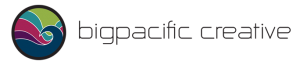 Bigpacific Creative Web Design & Digital Strategy logo