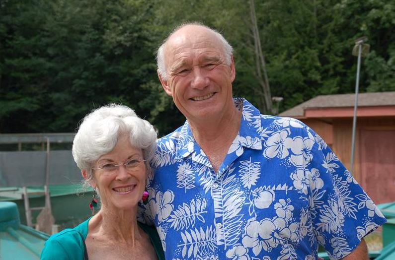 Meri and Bob Anstead